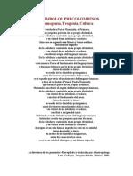 Los Simbolos Precolombinos