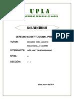 SEMANA 3 Principios Fundamentales Del Derecho Constitucional Peruano