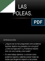 Las Poleas.