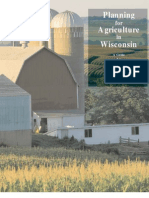 Planning for Agriculture in Wisconsin