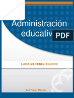 Administracion_educativa Red Tercer Milenio