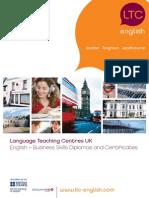 LTC UK Pitman Brochure