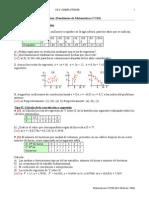 MCCSS Pendientes 1 Tema 12 Distribuciones Bidimensionales