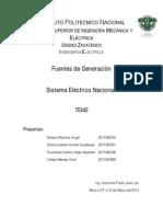 Sistema Eléctrico Nacional 7EM2