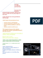 igcse revision guide astronomy