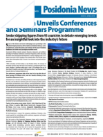 Posidonia 2014 Newsletter 3