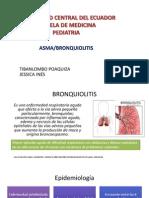 Asma y Bronquiolitis