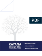Proposal Penawaran Jasa Web Development Kayanabali
