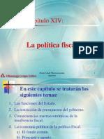 Capitulo 14 La Politica Fiscal