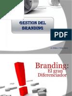 Cap Vii - Gestion Del Branding
