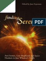 7751972 Espenson Jane Editor Finding Serenity