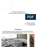 Exposición Teotihuacan
