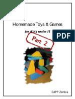 Homemade Toys and Games v2.1