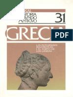 Varios - Akal Historia Del Mundo Antiguo- Grecia