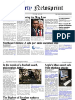 Libertynewsprint Nov-18-09 Edition