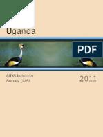 Uganda AIDS Indicator Survey 2011