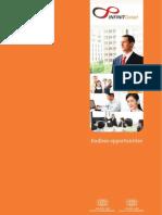 Infinit Contact Corporate Brochure