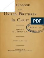 United Brethren - Confession