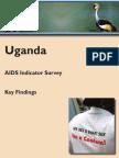 Key findings from the Uganda AIDS Indicator Survey 2011