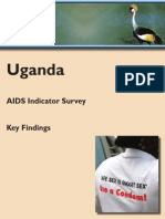 Key findings from the Uganda AIDS Indicator Survey 2011