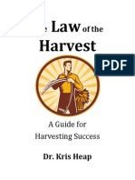 Law of the Harvest Minibuk