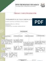 Unidad v Multiplexacion