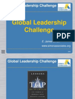 Global Leadership Challenge Presentation