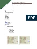 Segunda Practica Micro 2013 -II