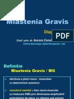 Diagnostic Mg