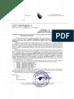Naredba o Uplatnim Računima Za Administrativne Takse, Obavještenje