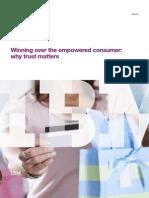 Au en Uk Ibm Exec Summary Empowered Consumer