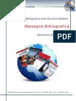 Rassegna Bibliografica Novembre-Dicembre 2013