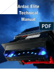 Ardac Elite Technical Manual V1.8