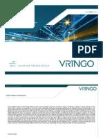 Vringo 2014Q1 Investor Presentation