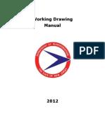 Working Drawings Manual 20120925