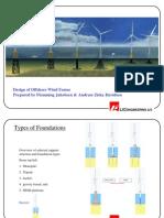 LIC Design of Offshore Wind Farms