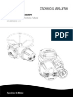 motor operated valve