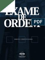 DIREITO CONSTITUCIONAL - OAB