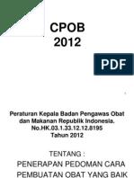 CPOB 2012