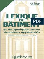 Lex Batiment