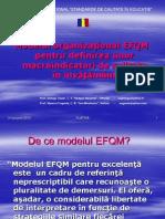 9 Modelul Educational Efqm