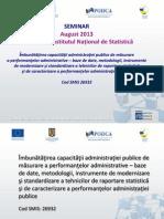 Prezentari_seminarii Proiect PODCA
