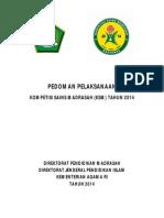 Pedoman KSM 2014