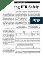 Departing IFR Safely