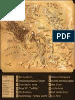 Tatooine Map
