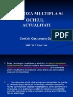 Scleroza Multipla Si Ochiul Actualitati