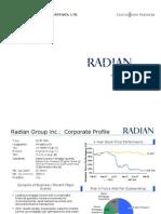 Radian Profile[1]