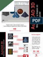 Guia de Materiales en AutoCAD