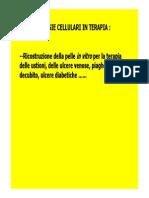 2013 Maggio Medicina Studenti Rigenerazione Della Pelle