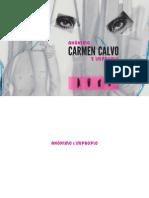 C. Calvo - 2013 Anónimo e Impropio